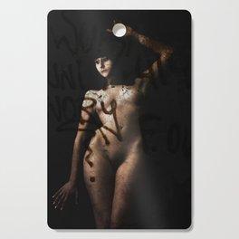 Nude Art 2009 Cutting Board