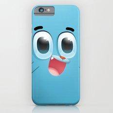 gumball  , gumball  games, gumball  blanket, gumball  duvet cover,  iPhone 6s Slim Case