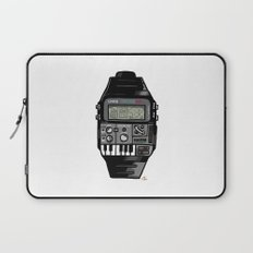 Synth Watch Laptop Sleeve