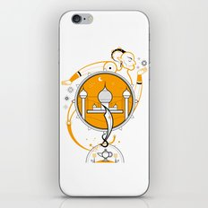 A Legend of Sand iPhone & iPod Skin