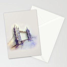 TOWER BRİDGE Stationery Cards