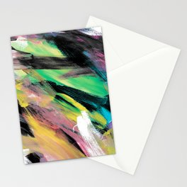 Abstract Artwork Colourful #1 Stationery Cards