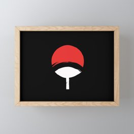 Uchiha Clan Framed Mini Art Print