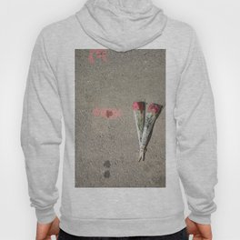 Say it with flowers Hoody