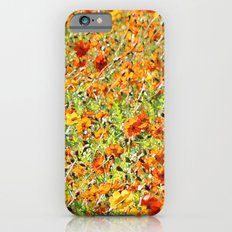 Peace and Harmony in The Colors of Sunshine iPhone 6s Slim Case