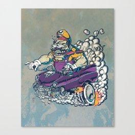 Wario Fink Canvas Print