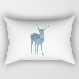 Holiday deer 1- Holidaze Rectangular Pillow