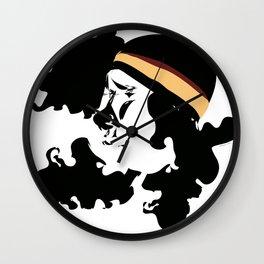 hat 3. Wall Clock