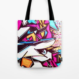 Blockage Tote Bag