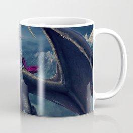 He and His Dragon Coffee Mug