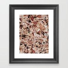 Speak Framed Art Print