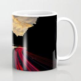 Highway to Adventure Coffee Mug
