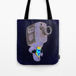Super8 Tote Bag