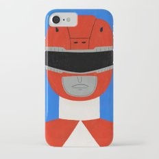 Red Ranger Slim Case iPhone 7