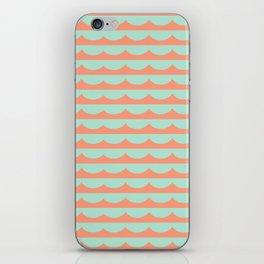Watermelon Scallops iPhone Skin