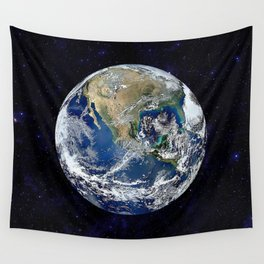 The Earth Wall Tapestry