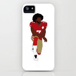 Colin Kaepernick iPhone Case