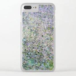 luz de humus. Clear iPhone Case