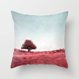 estate Throw Pillow