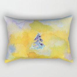 Joy Overflowing Rectangular Pillow