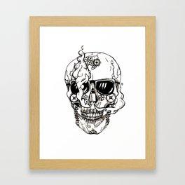 Exhaustdead Framed Art Print