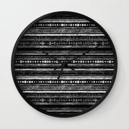 rhythm 1.5 Wall Clock