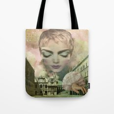 The world in my hands. Tote Bag