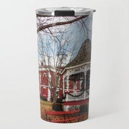Iron County Courthouse and Gazebo Travel Mug