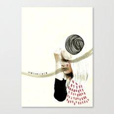 malvavisco Canvas Print