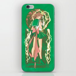 Before the Storm - Sailor Jupiter nouveau iPhone Skin