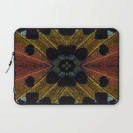 Butterfly Garden Vortex Laptop Sleeve