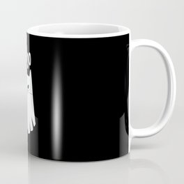 Ghostly Cat Best Gift Coffee Mug