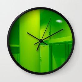 """Boys' Changing Room"" Wall Clock"