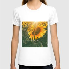 summer in the fields T-shirt