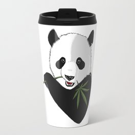 Save The Panda Travel Mug