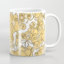 Technology! - Yellow Coffee Mug