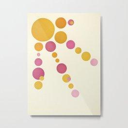 Sunspots Metal Print