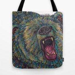 GRRR-IZZLY Tote Bag