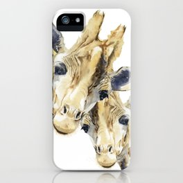 What are you doing? iPhone Case
