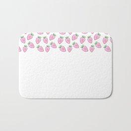 strawberry sensation Bath Mat
