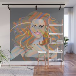 Felicity Medusa Wall Mural