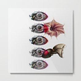 Vampyro blinde Metal Print