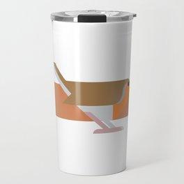 Robin vector illustration (2/2) Travel Mug