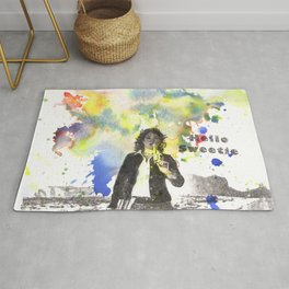 Riversong From Doctor Who Hello Sweetie Rug