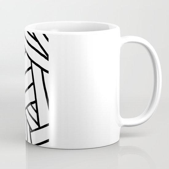 Raw Pattern Series: n.1 Mug