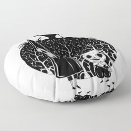 The Lost Brothers Floor Pillow