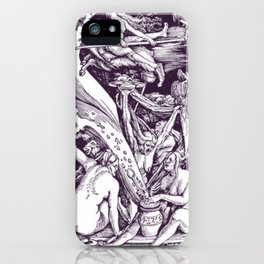 Sabbat iPhone Case