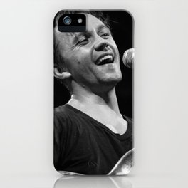 Sondre Lerche iPhone Case