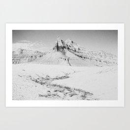 GRAND STAIRCASE / Utah Art Print
