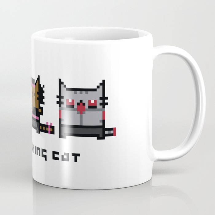 The Walking Cat - Meowchonne Coffee Mug